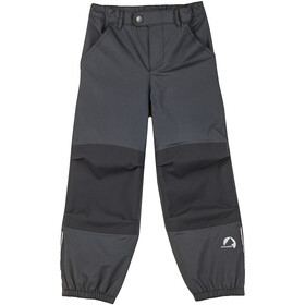 Finkid Huima Uni Rain Pants Girls, graphite